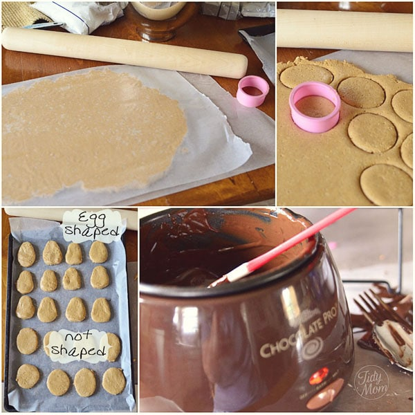 How to make Peanut Butter Eggs