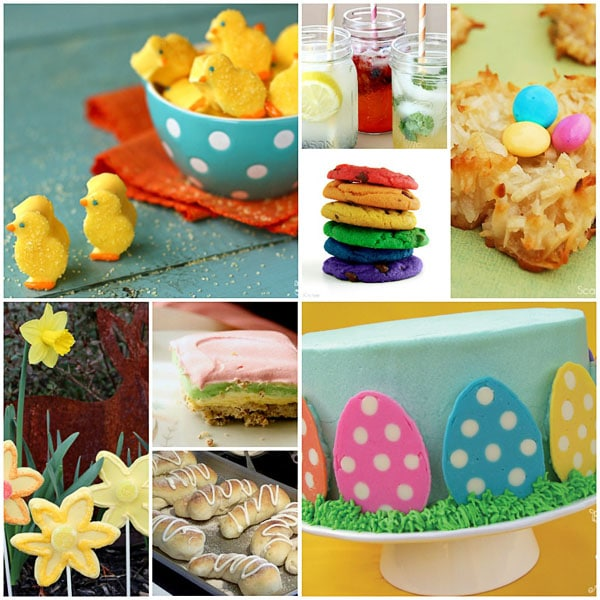 bake sale ideas for spring