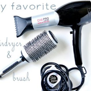 favorite hairdryer