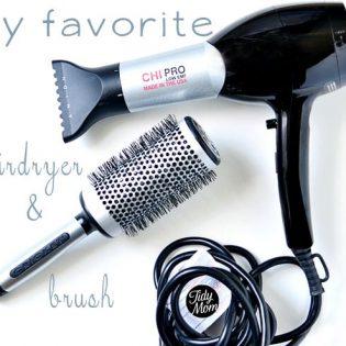favorite hairdryer