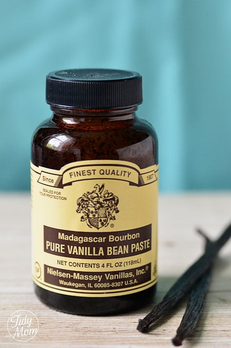 Vanilla Bean Paste- TidyMom