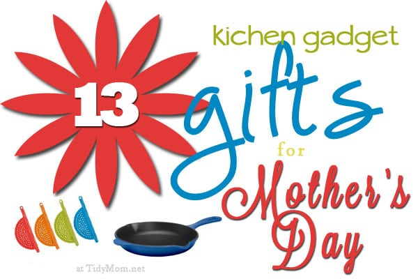 13 Gift Ideas for Mother's Day