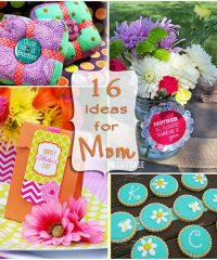 16 Mother's Day DIY projects