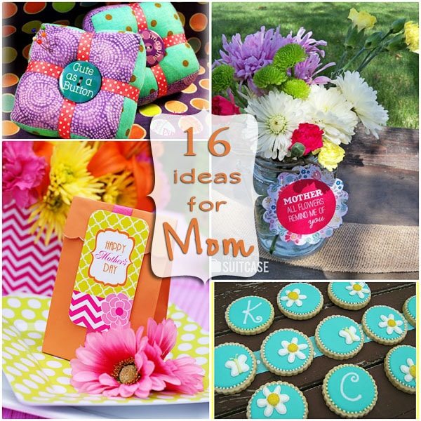 Mango Holidays For Single Parents: Mother's Day Crafts Gifts Recipes