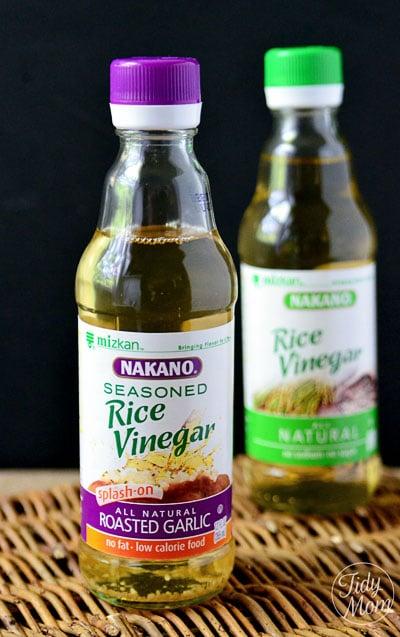 Nakano roasted garlic vinegar