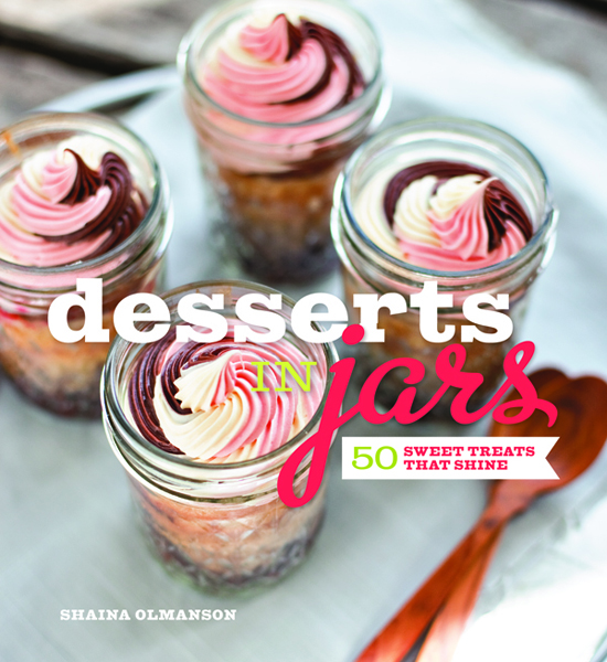 Desserts in Jars Cover