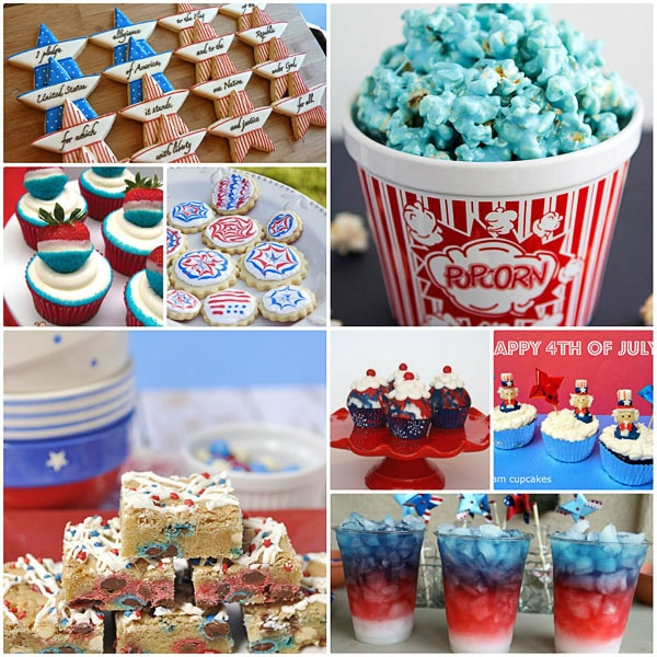 Star Spangled Treats at TidyMom.net