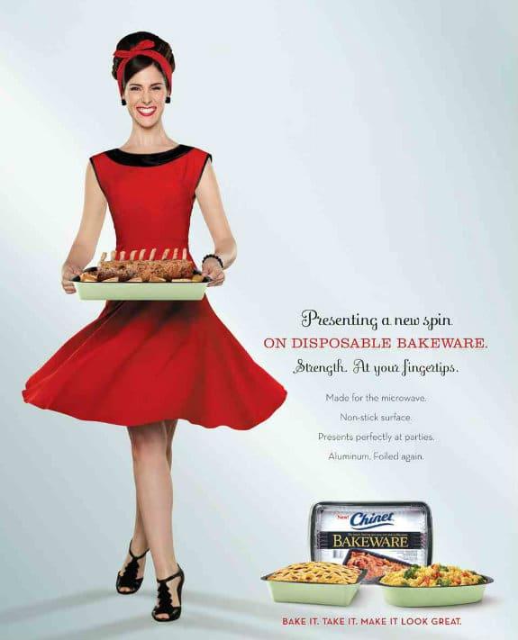 Chiet Bakeware Woman