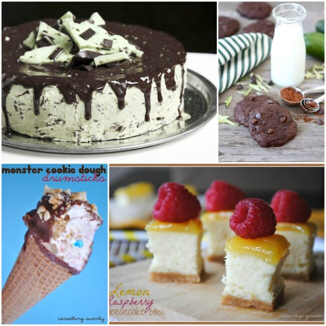 Delicious Dessert Recipes at TidyMom.net