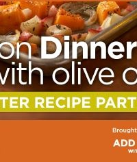 Dish on Dinner with TidyMom and Add Some Life the week of Oct 8, 2012