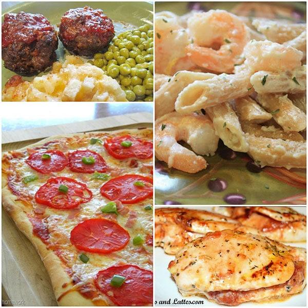 Family friendly dinner recipe roundup Easy dinner recipes for family of 6