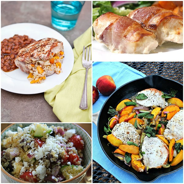 Family Friendly Dinner recipes at TidyMom.net
