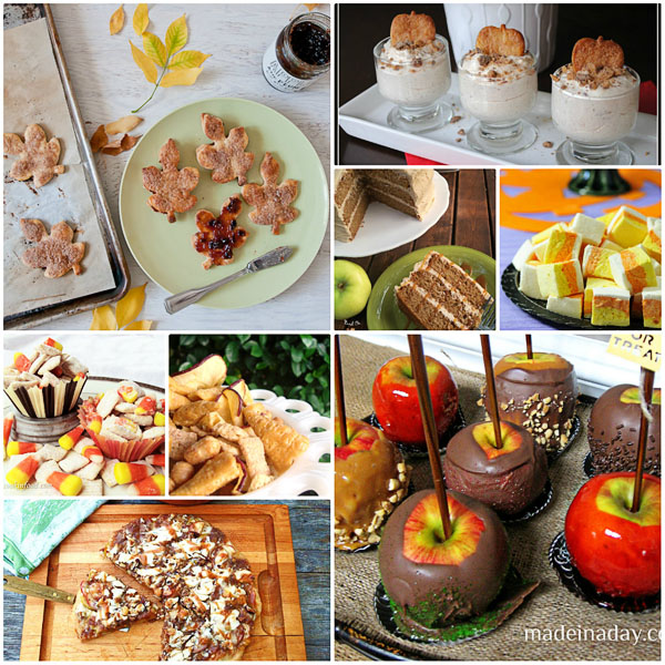 Fabulous Fall Treats at TidyMom.net