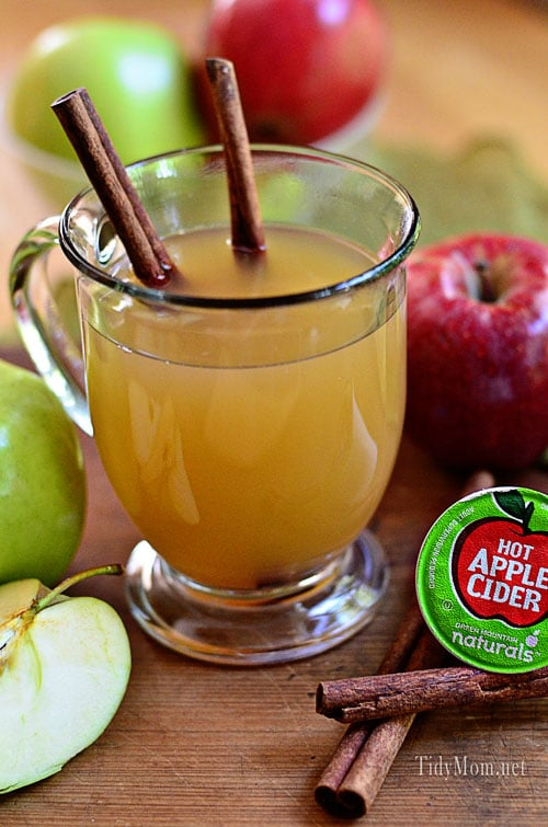 Hot Drink Recipes With Apple Cider