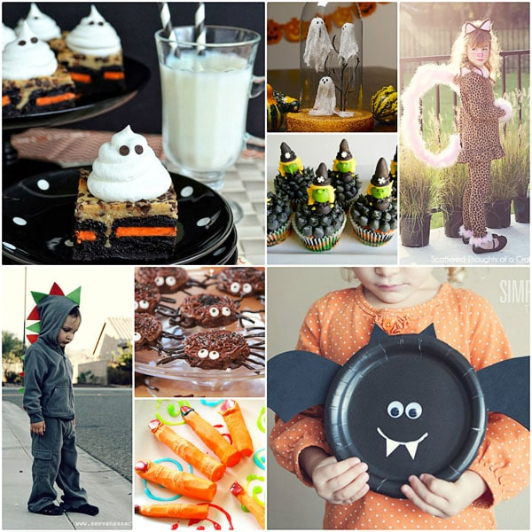 Halloween Ideas for Kids at TidyMom.net
