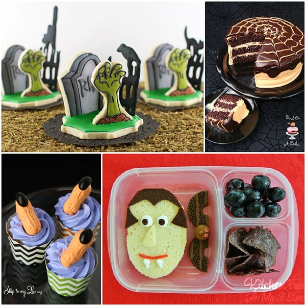 Spooky Halloween treats to make at TidyMom.net