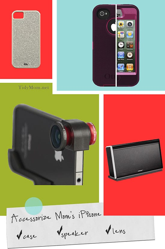 Holiday Gift Guide for the Trendy Techy Mom at TidyMom.net