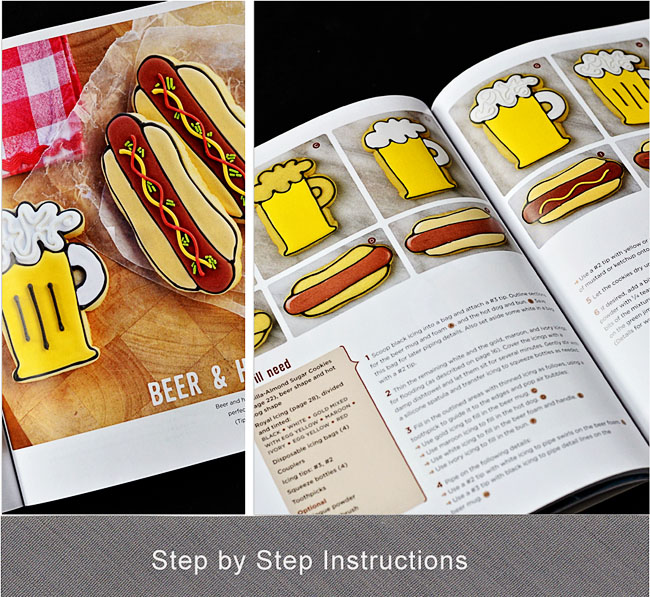 How to Decorate Cookies Step by Step with Bridget Edwards