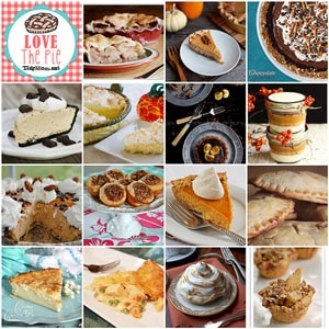 Love the Pie Party at Tidymom.net