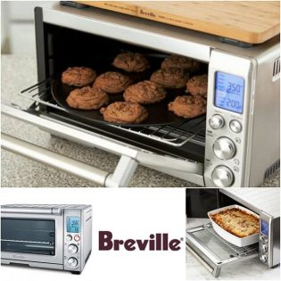 Win a Breville smart oven
