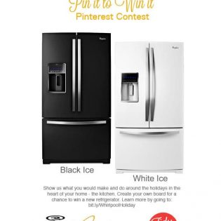 #WhirlpoolHoliday Contest with Whirlpool Brand and TidyMom