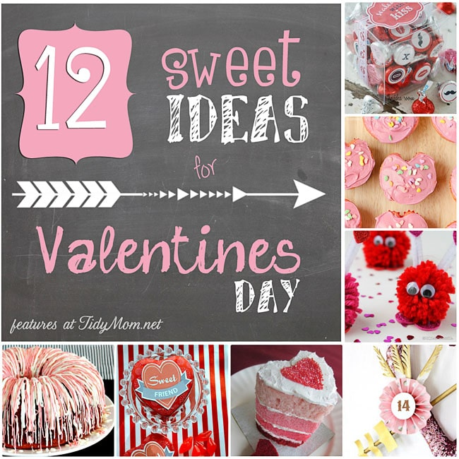 12 DIY Ideas For Valentines Day At TidyMom