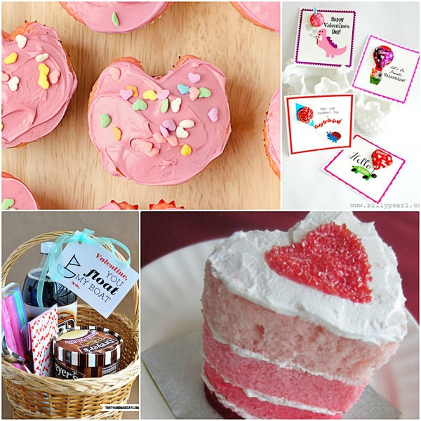 Valentine Treats featured at TidyMom.net