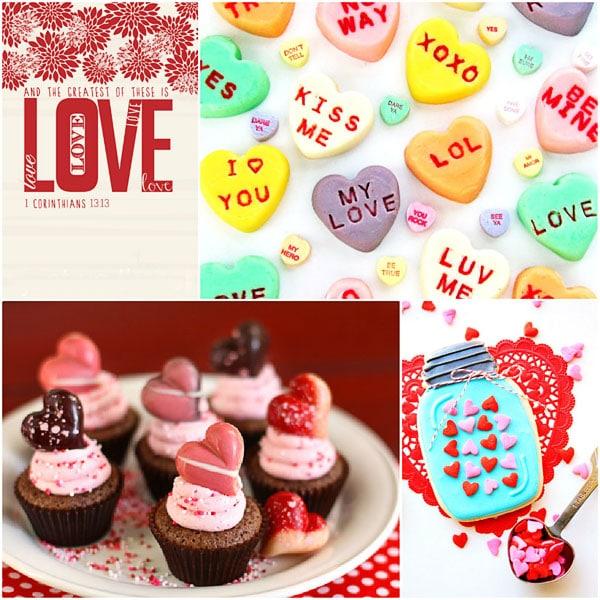 Heart Melting Valentine Crafts