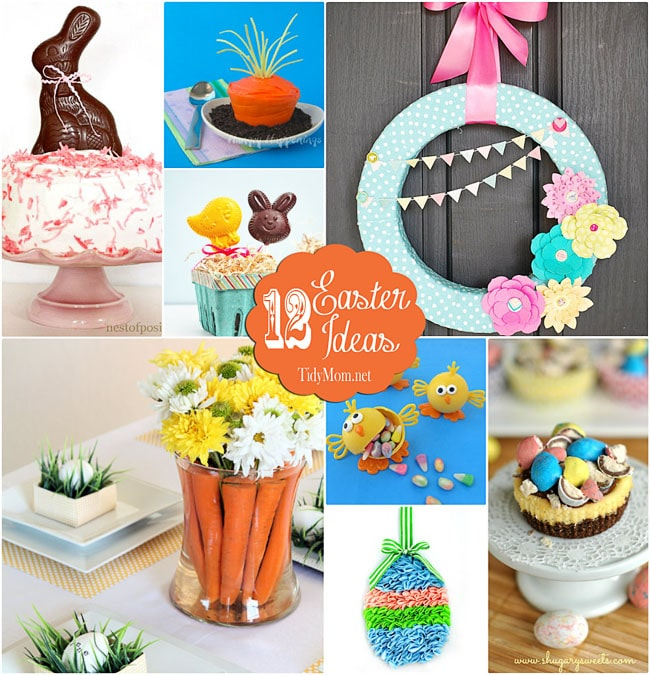 12 Easter Ideas at TidyMom