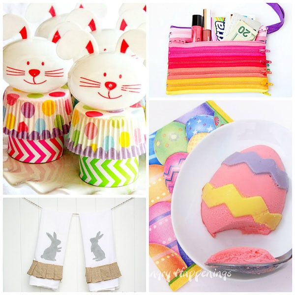 Colorful ideas for Spring at TidyMom
