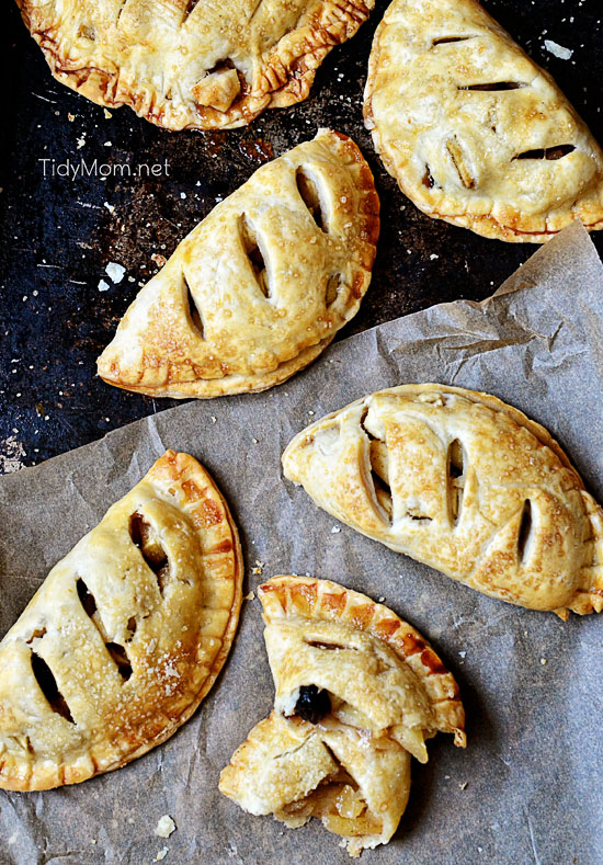Apple Berry Hand Pies Recipe at TidyMom