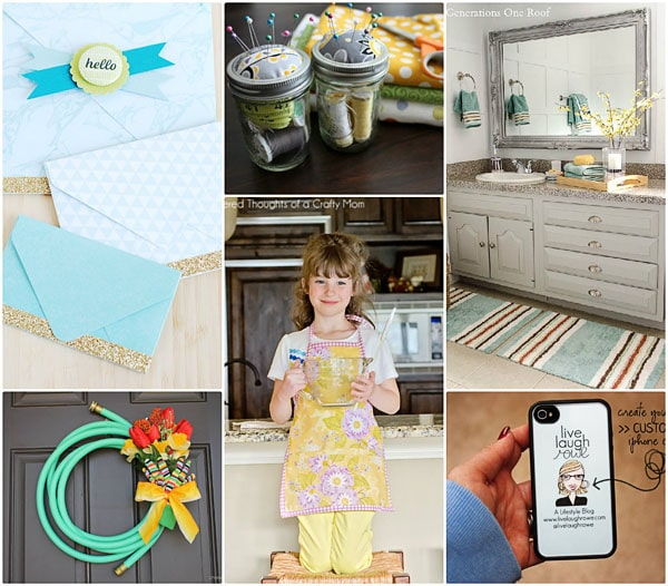 Diy Ideas to Inspire you at TidyMom