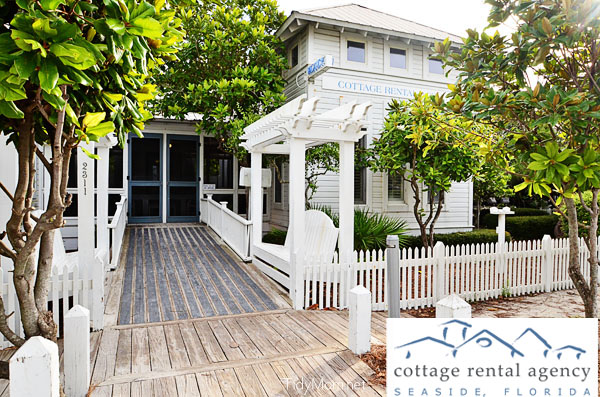Seaside, Florida | Cottage Rental Agency. Learn more at TidyMom.net