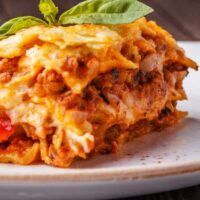 Easy Beef and Ricotta Lasagna