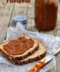Homemade Pumpkin Butter recipe at TidyMom.net