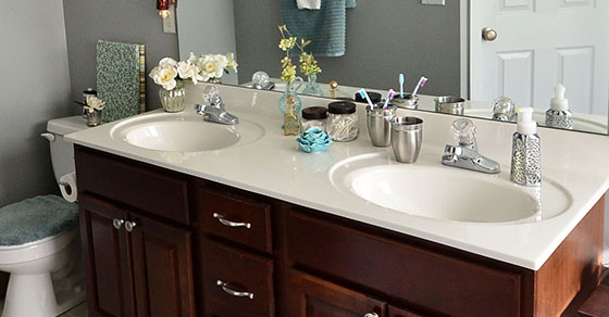 How to keep your bathroom clean in 5 minutes a day