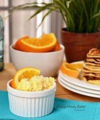 Orange Honey Butter recipe at TidyMom.net