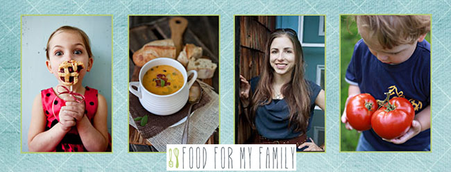 Shaina Olmanson of Food For My Family and Desserts in Jars