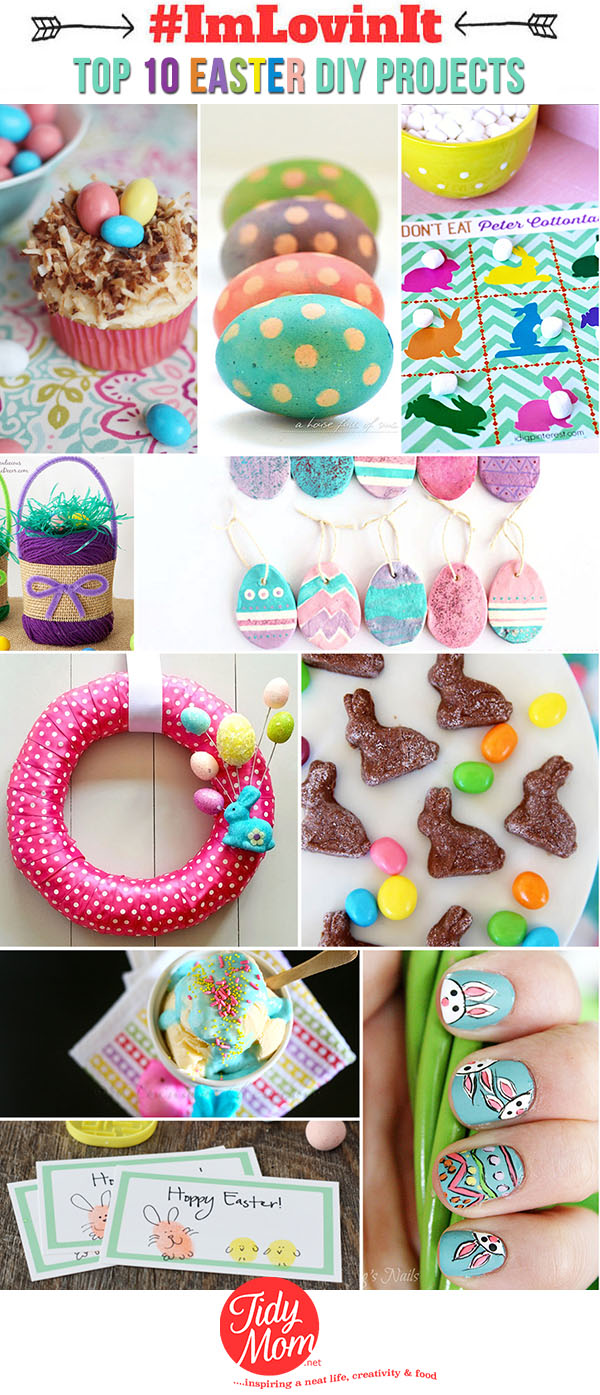 top 10 diy easter projects