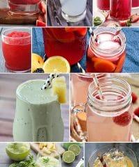 Top 10 Refreshing Summer Drink Recipes at TidyMom.net