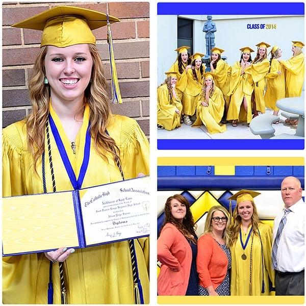 Allison Graduation 2014