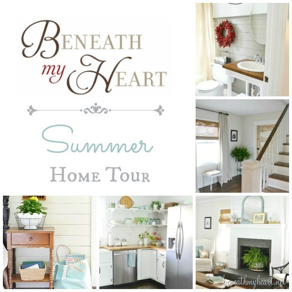 Beneth My Heart Home Tour