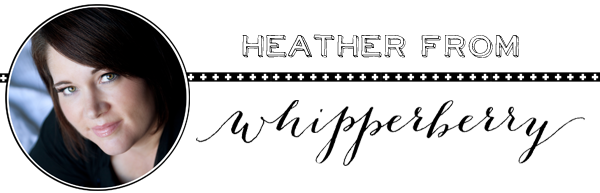 Heather from WhipperBerry