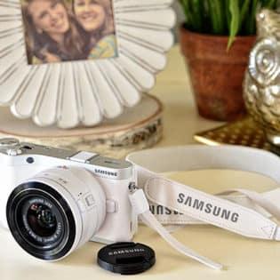 Win a Samsung NX300 camera at TidyMom.net