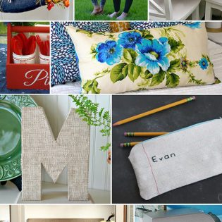 10 Simple DIY Projects at TidyMom.net