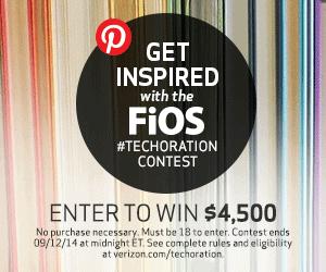 techoration contest