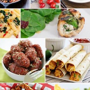 10 Easy Weeknight Dinner Ideas at TidyMom.net #ImLovinIt
