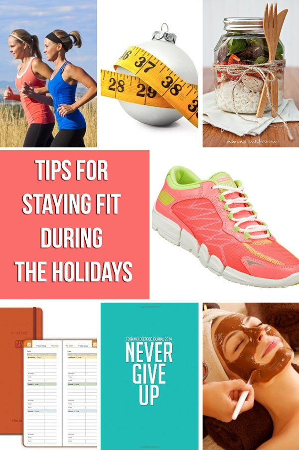 Tips for Staying Fit During the Holidays