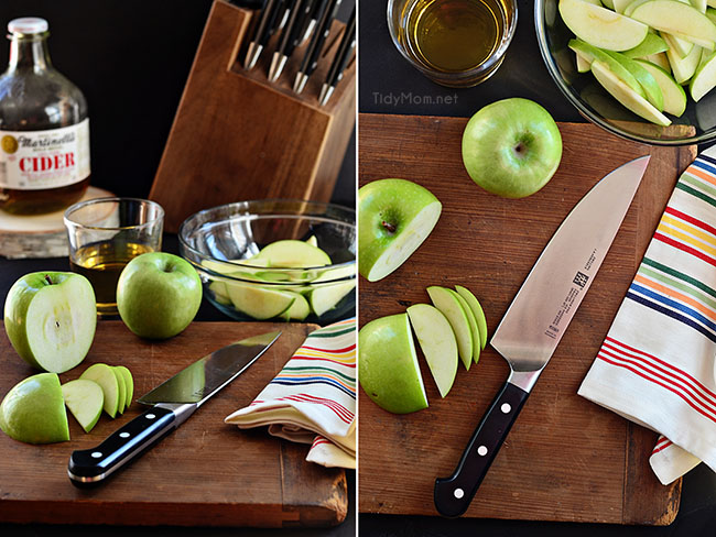 ZWILLING J.A. Henckels PRO KNIFE at TidyMom.net