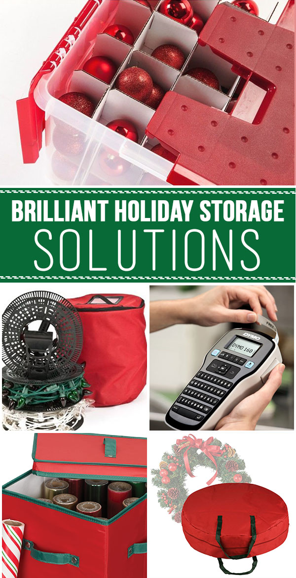 brilliant holiday storage solutions